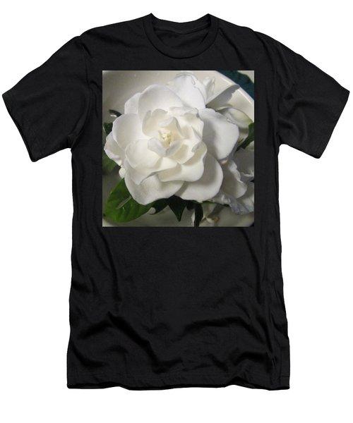 Gardenia Bowl Men's T-Shirt (Athletic Fit)