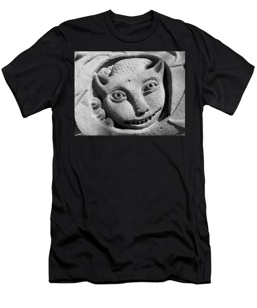Gargoyle Men's T-Shirt (Athletic Fit)