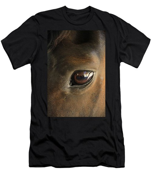 Gateway To A Horses Soul Men's T-Shirt (Athletic Fit)