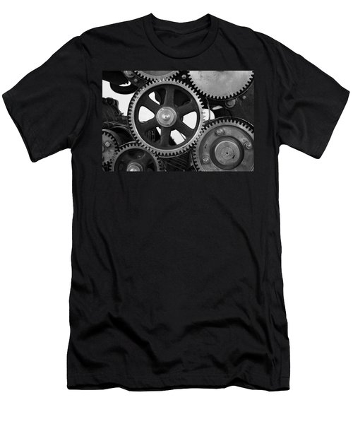 Gear Drive Men's T-Shirt (Athletic Fit)