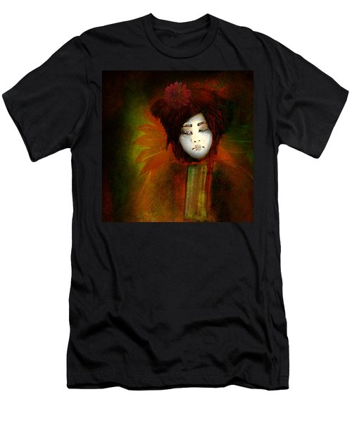 Geisha5 - Geisha Series Men's T-Shirt (Athletic Fit)
