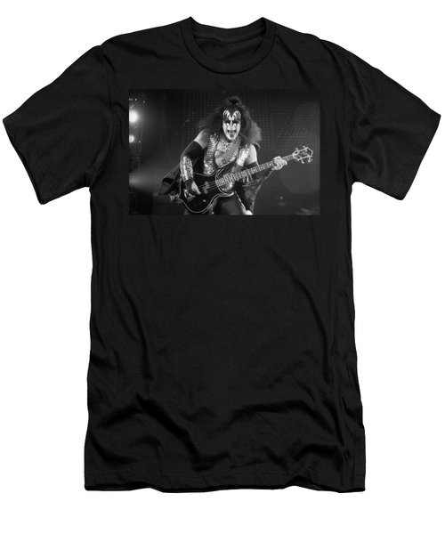 Gene Simmons Men's T-Shirt (Athletic Fit)