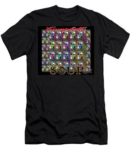 Generation Blu - The New Campbell Soup Men's T-Shirt (Athletic Fit)