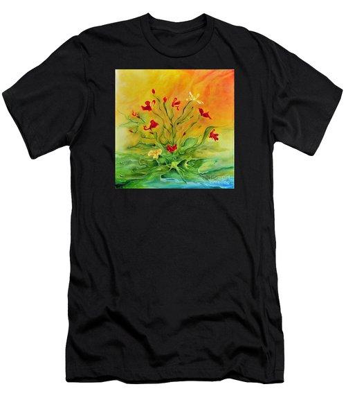 Gentle Men's T-Shirt (Athletic Fit)