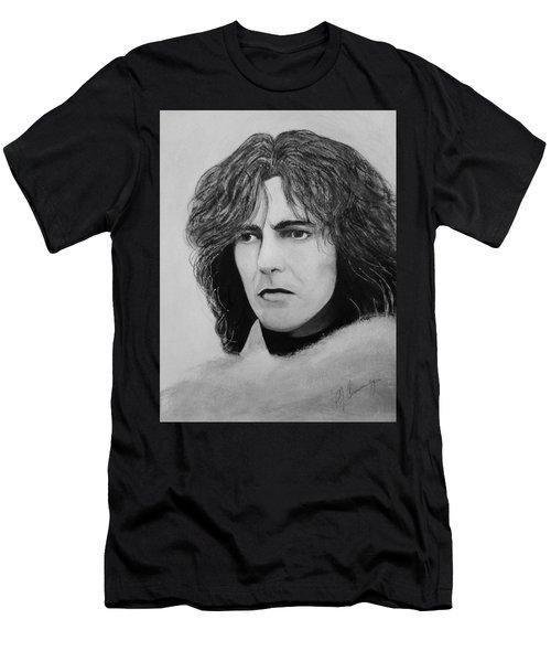 George Harrison Men's T-Shirt (Athletic Fit)
