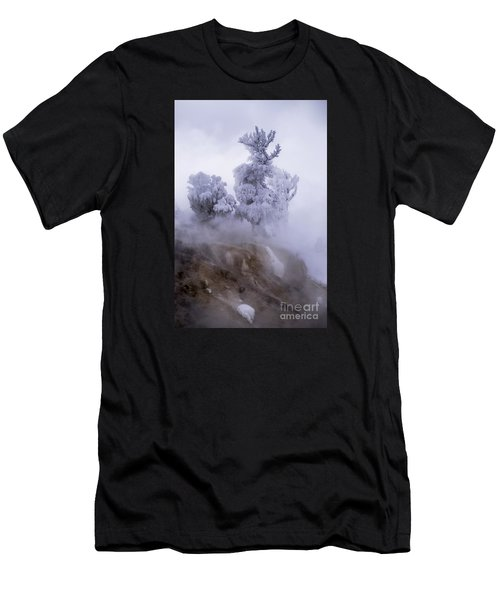 Ghost Tree Men's T-Shirt (Athletic Fit)