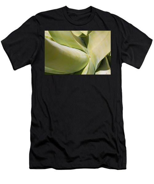 Giant Agave Abstract 9 Men's T-Shirt (Athletic Fit)