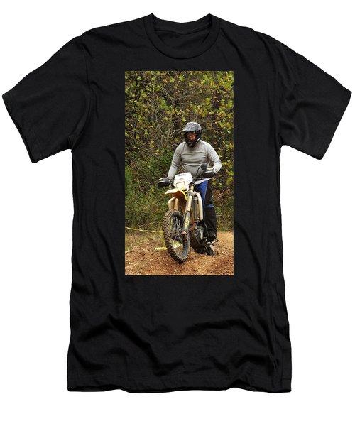 Giant Rocks Men's T-Shirt (Athletic Fit)