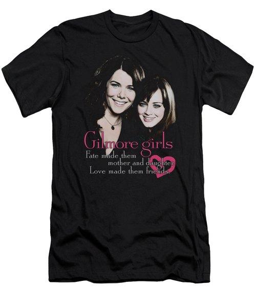 Gilmore Girls - Title Men's T-Shirt (Athletic Fit)