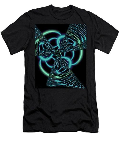 Gingezel 1 The Limit Men's T-Shirt (Athletic Fit)