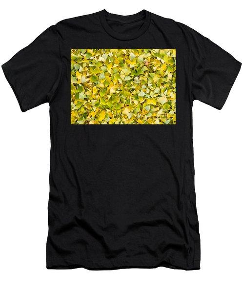 Ginkgo 2 Men's T-Shirt (Athletic Fit)