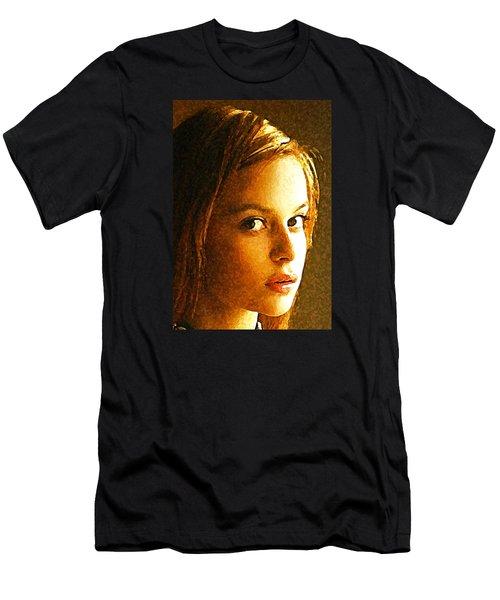 Girl Sans Men's T-Shirt (Athletic Fit)