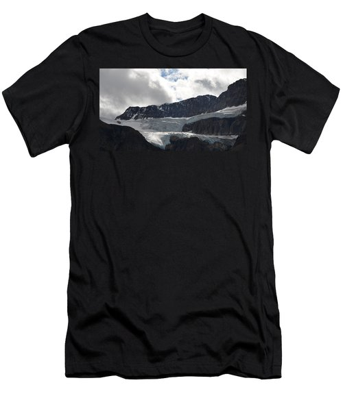 Glacial Mountain Men's T-Shirt (Athletic Fit)