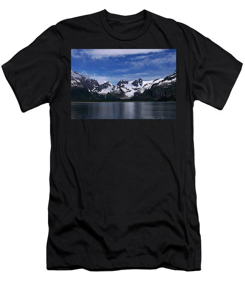 Glacier View Men's T-Shirt (Athletic Fit)