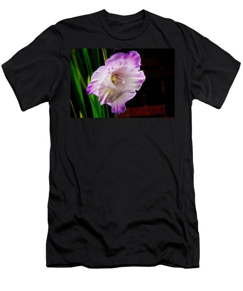 Gladiolus - Summer Beauty Men's T-Shirt (Slim Fit) by Tom Culver