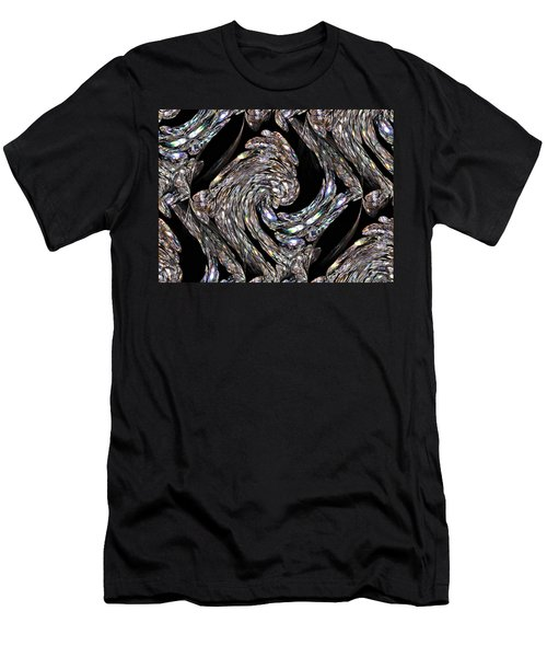 Glass Bird Men's T-Shirt (Slim Fit) by Kristin Elmquist