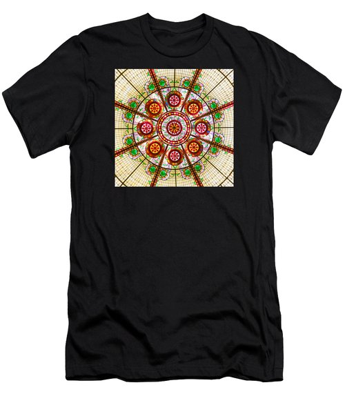 Glass Dome Men's T-Shirt (Athletic Fit)