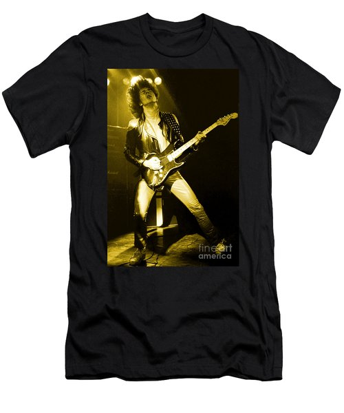Glenn Tipton Of Judas Priest At The Warfield Theater During British Steel Tour - Unreleased Men's T-Shirt (Athletic Fit)