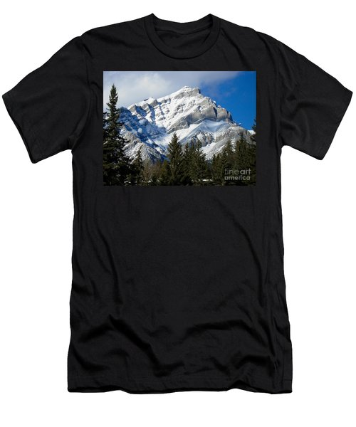 Glorious Rockies Men's T-Shirt (Athletic Fit)