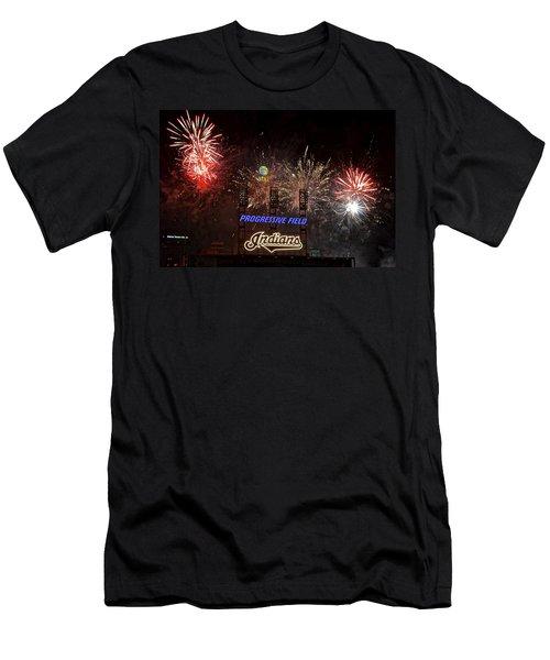 Go Team Men's T-Shirt (Athletic Fit)
