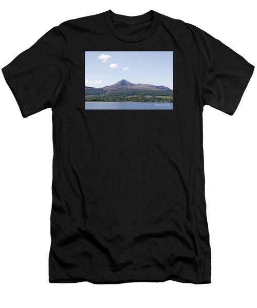 Goat Fell Isle Of Arran Scotland Men's T-Shirt (Athletic Fit)