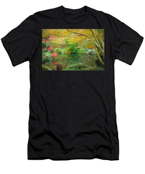 God Is A Designer Men's T-Shirt (Athletic Fit)