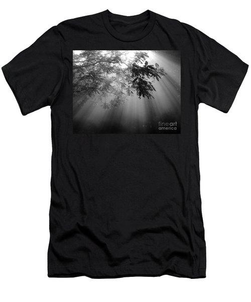 God Rays Men's T-Shirt (Slim Fit) by Douglas Stucky
