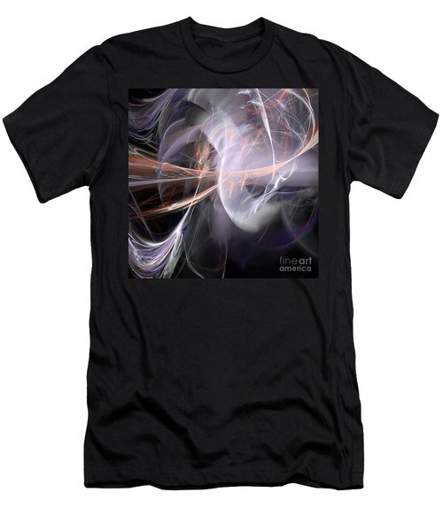God Speed Men's T-Shirt (Slim Fit) by Margie Chapman