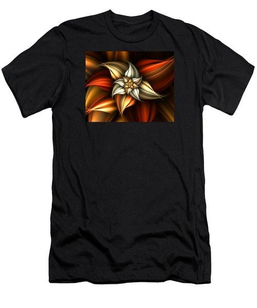 Golden Beauty Men's T-Shirt (Athletic Fit)