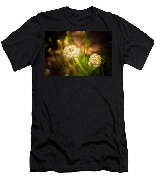 Golden Hour Men's T-Shirt (Slim Fit) by Sara Frank