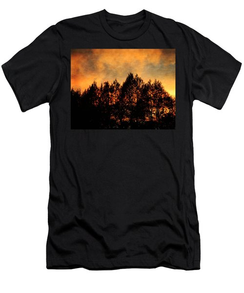 Golden Hours Men's T-Shirt (Athletic Fit)