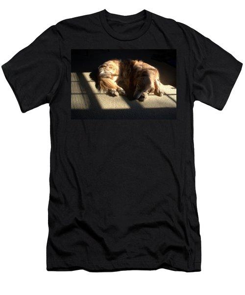 Golden In Sunlight Men's T-Shirt (Athletic Fit)