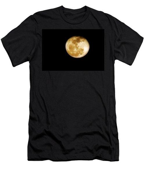 Golden Moon Men's T-Shirt (Athletic Fit)