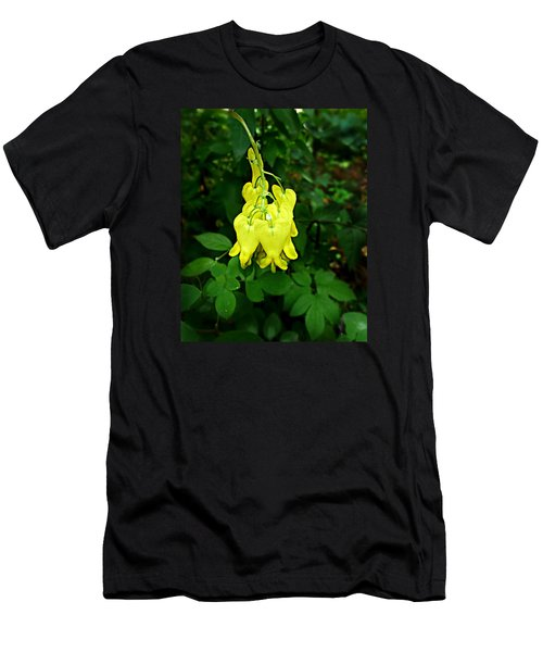 Golden Tears Vine Men's T-Shirt (Slim Fit) by William Tanneberger