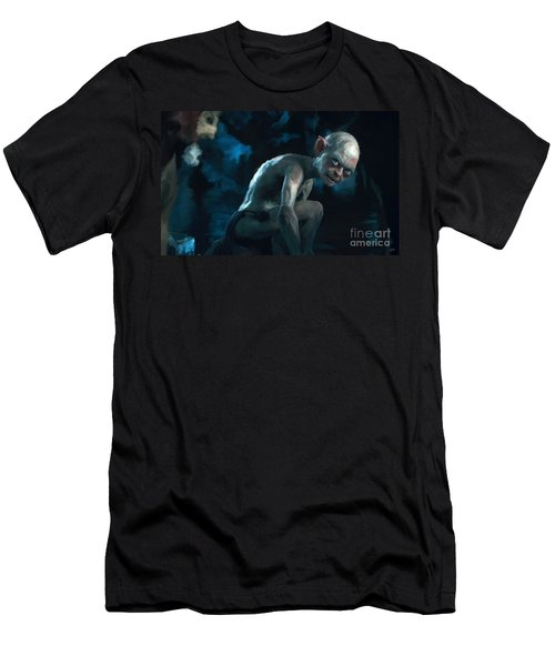 Gollum Men's T-Shirt (Athletic Fit)