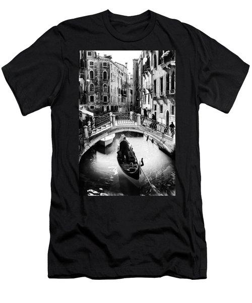 Gondolier Men's T-Shirt (Athletic Fit)