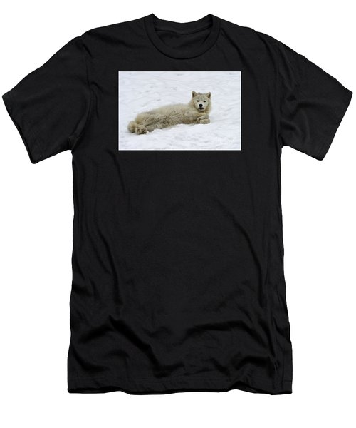 Good Wolfie ... Men's T-Shirt (Athletic Fit)