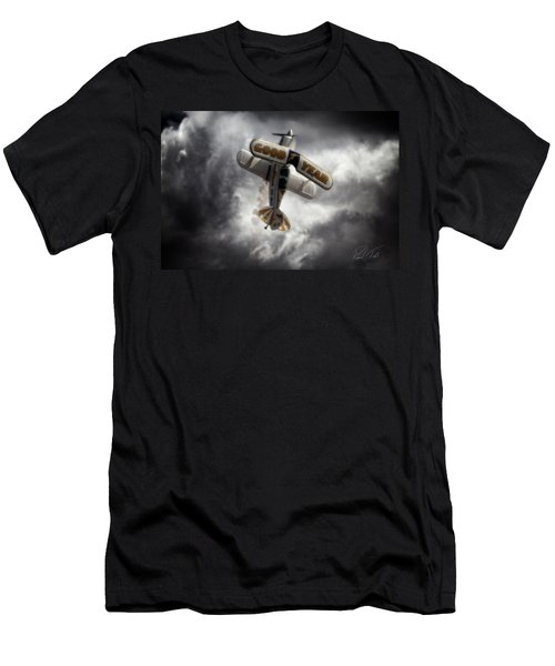 Men's T-Shirt (Athletic Fit) featuring the photograph Good Year Cloud by Paul Job