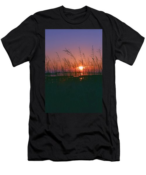 Goodnight Sun Men's T-Shirt (Athletic Fit)