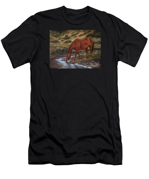 Good'ol Red Men's T-Shirt (Athletic Fit)