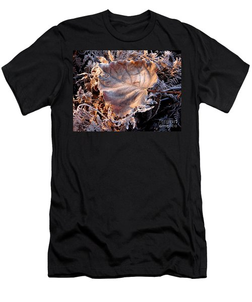 Graced By Frost Men's T-Shirt (Athletic Fit)