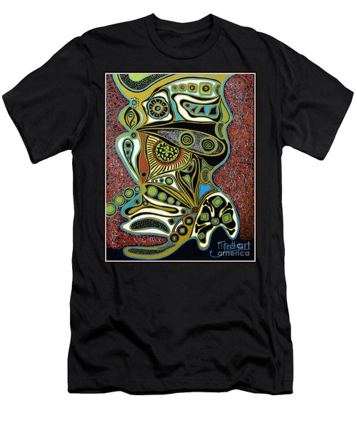 Grain De Folie.. Men's T-Shirt (Athletic Fit)