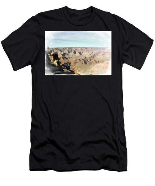 Grand Canyon Softness Men's T-Shirt (Athletic Fit)