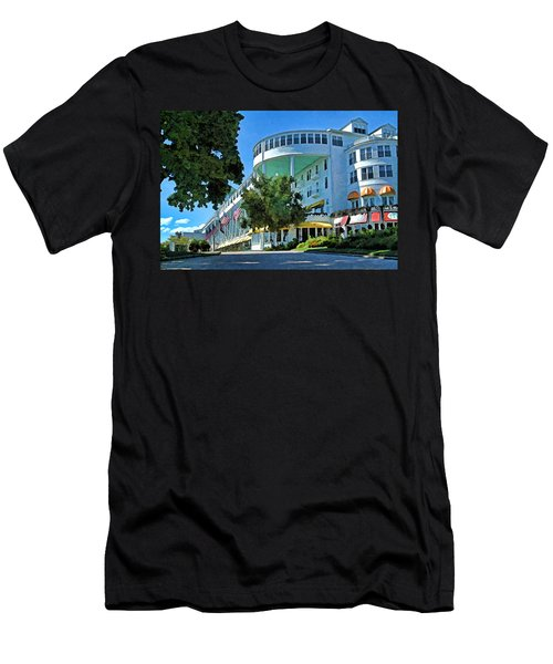 Grand Hotel - Image 003 Men's T-Shirt (Athletic Fit)