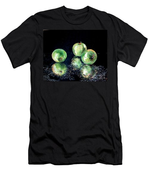 Granny Smith Men's T-Shirt (Athletic Fit)