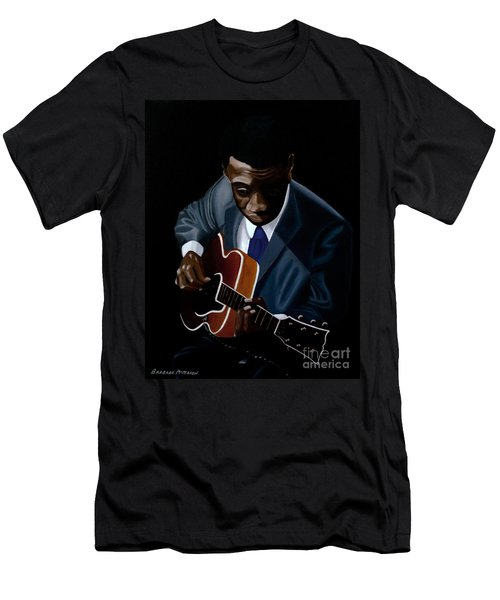 Grant Green Men's T-Shirt (Athletic Fit)