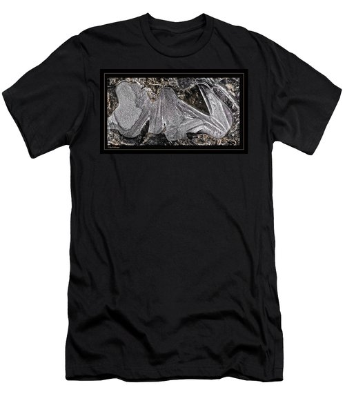 Graphic Ice Men's T-Shirt (Athletic Fit)