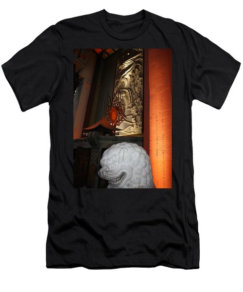 Grauman's Chinese Theatre Men's T-Shirt (Athletic Fit)