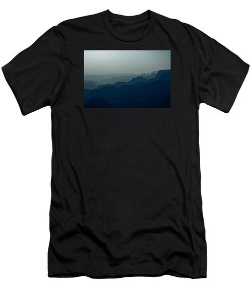 Men's T-Shirt (Slim Fit) featuring the photograph Great Crevice by Joel Loftus