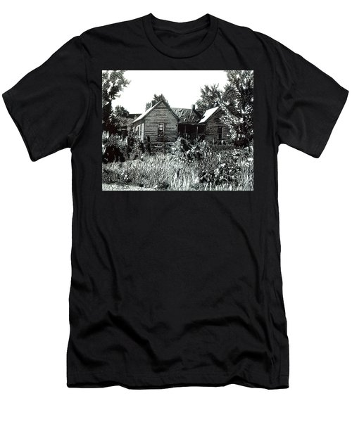 Greatgrandmother's House Men's T-Shirt (Athletic Fit)